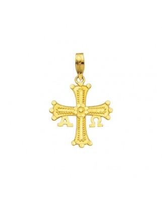 Cruz asturiana oro amarillo Cruz asturiana todo