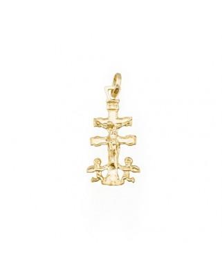 oro amarillo Cruz caravaca xto-virgen n.1