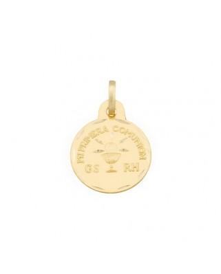 Medalla  Medalla caliz rh / 1,5 grs.