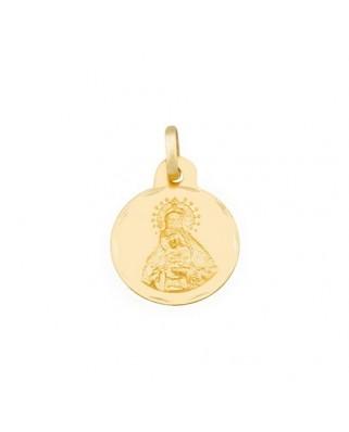 Medalla  Virgen macarena de 1,6 grs