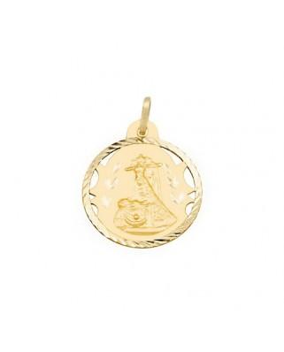 Medalla  Virgen de las angustias/ 3 gr