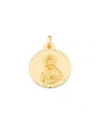 Medalla  Virgen macarena de 3 grs