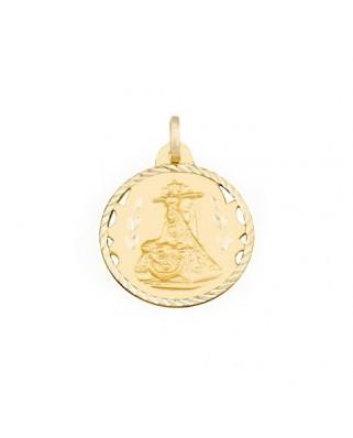 Medalla  Virgen de las angustias/ 3,7gr