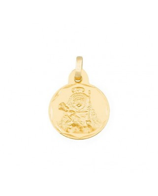 Medalla  Candelaria de 1,7 grs