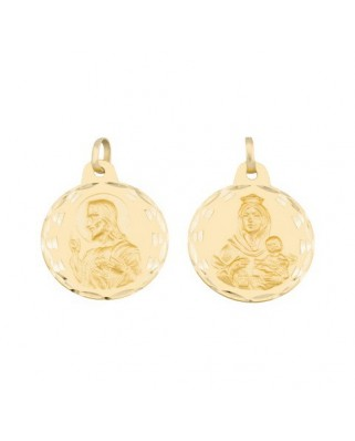 Medalla  Escap.v.carmen/cor.jesus-2,6gr