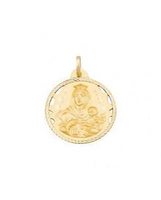 Medalla  Medalla v.carmen red.de 4,4grs