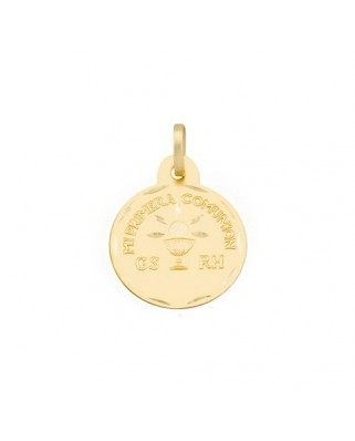 Medalla  Medalla caliz rh / 2,1 grs.