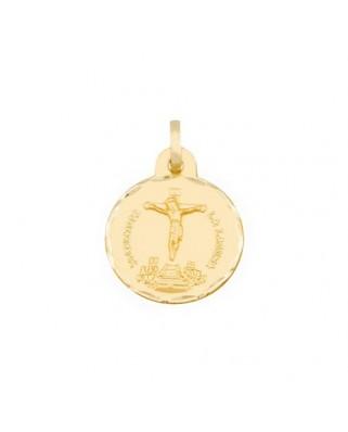 Medalla  Cristo de la laguna / 1,5 grs.