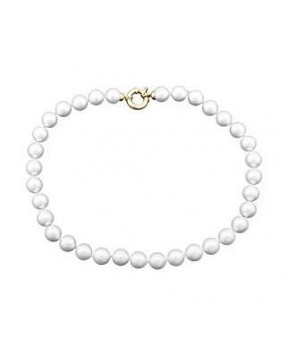 Collar  lar perla 12 mm.oriente aus