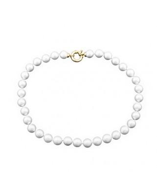 Collar  lar perla 10 mm.oriente aus