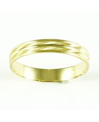 Alianza oro amarillo 4 mm 2.64 gr