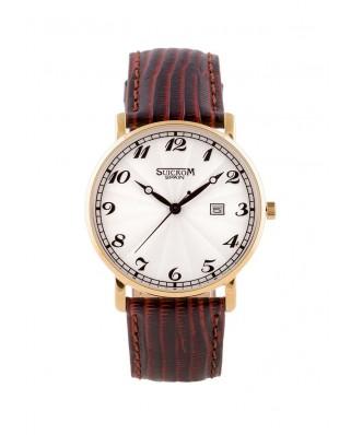 Reloj de hombre correa de piel
