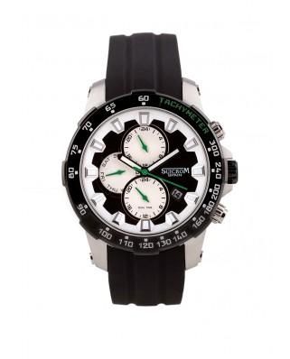 Reloj de hombre correa de silicona