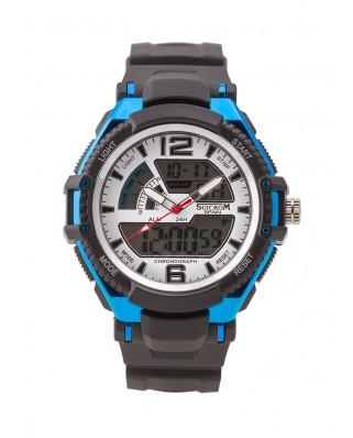 Reloj de hombre correa de plástico