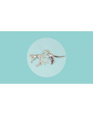 Colgantes plata simbolos de la suerte